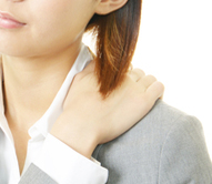 肩関節・打撲